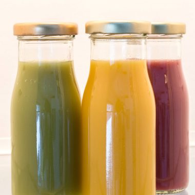 4 Steps To Freezing Healthy Smoothies The Right Way | healthyinbody.com