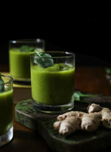 An Exciting Recipe For Liver Detox – Ginger, Cinnamon, And Kale Smoothie [Recipe]   healthyinbody.com