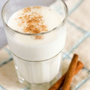 Delightful Vanilla and Cinnamon Smoothie! [Recipe] | healthyinbody.com