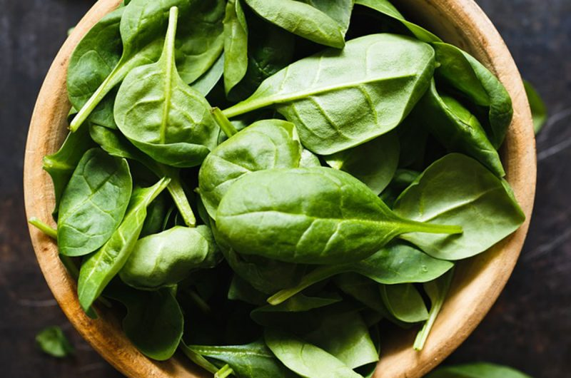 Spinach's Health Benefits And Nutritional Content In Brief | healthyinbody.com